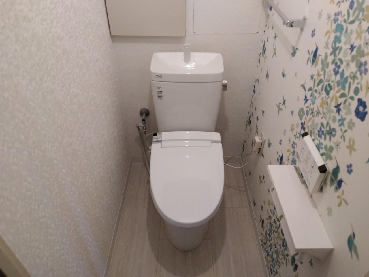 浴室・トイレ改修工事(神戸市長田区)